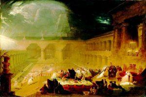 Belshazzar's_Feast_Martin - VirtualNexus